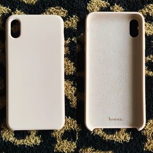 Accessories - Light pink xs max case